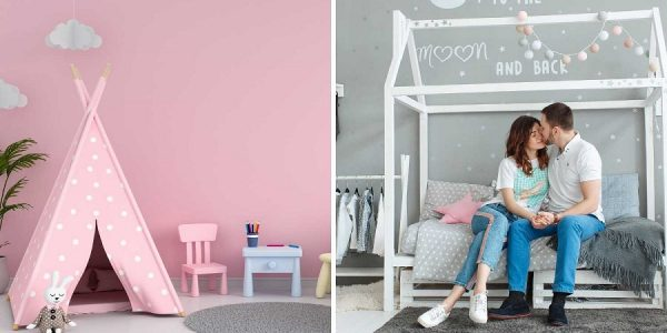 Naklejki-na-ścianę-maty-winylowe-wiosenna-metamorfoza-pokoju-dziecka