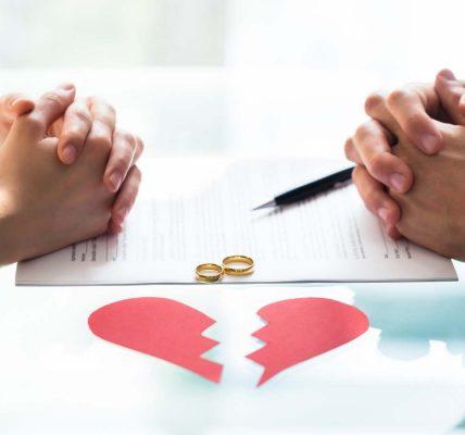 rozwód separacja