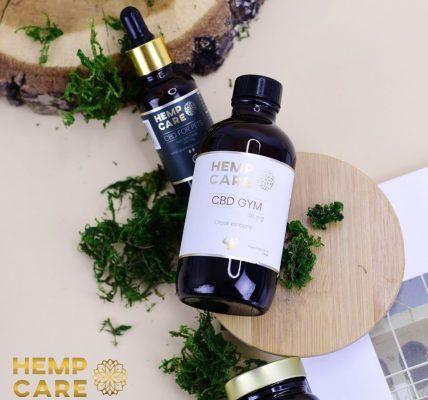 Hemp Care - na zdrowie! Produkty CBD (3)