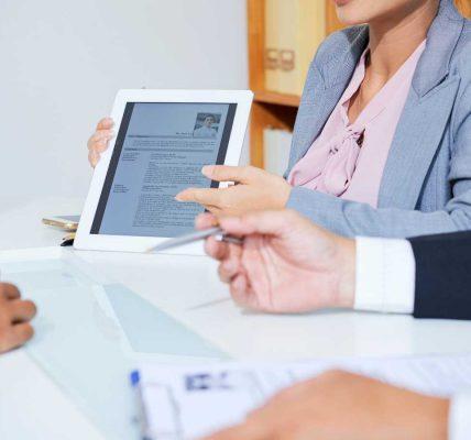 Etyka poszukiwania pracy (1)